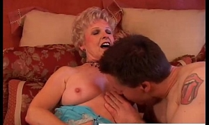 Jewel is a glum cougar who loves to fuck unintentional younger guys