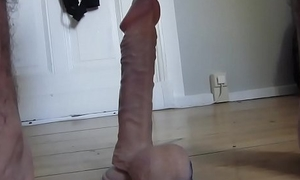 ballpark dildo riding